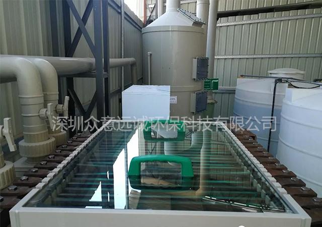 聚焦工业高氨氮废水处理,还您绿水青山--众意远诚环保